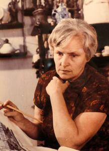 Азарова Гжель