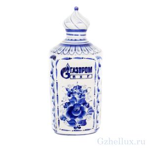 """Штоф """"Россиянин"""" с корпоративной символикой"""