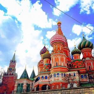 Пасхальная Ярмарка в ТЦ Москва