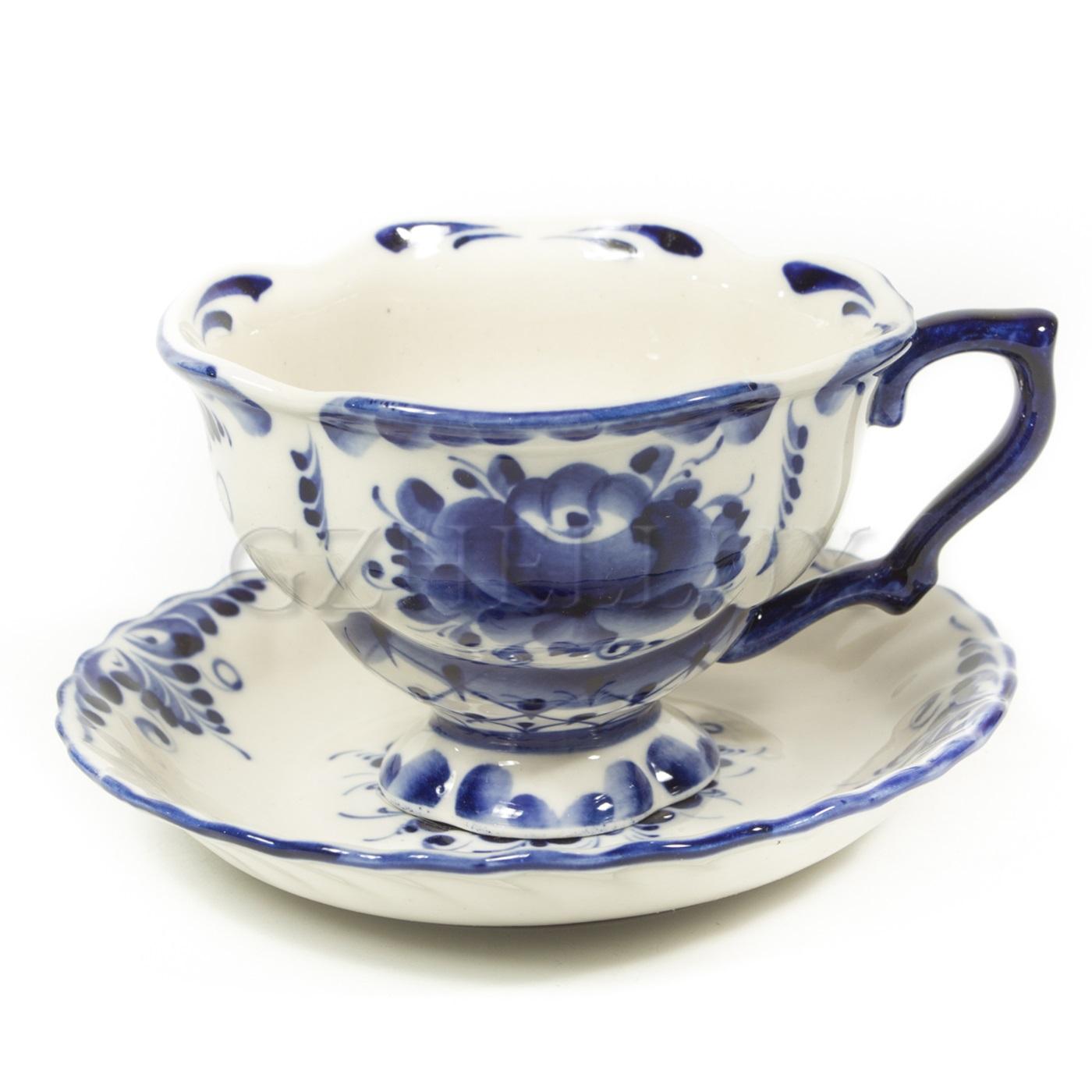 Чайная пара №7