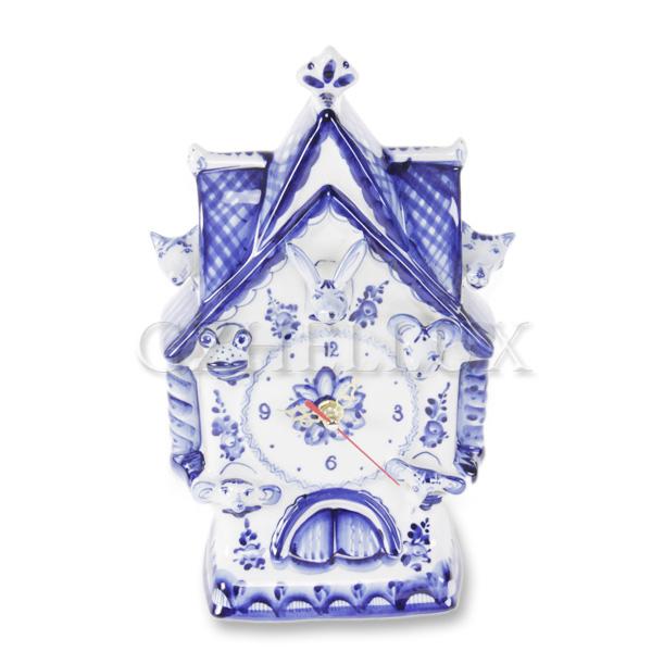 Часы «Терем»
