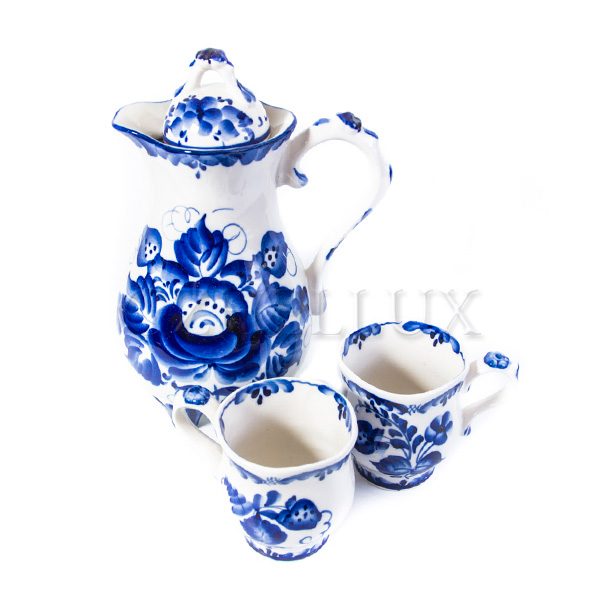 Набор «Ягодка» (Кувшин + 2 чашки)