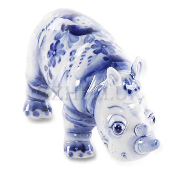 Скульптура «Носорог»