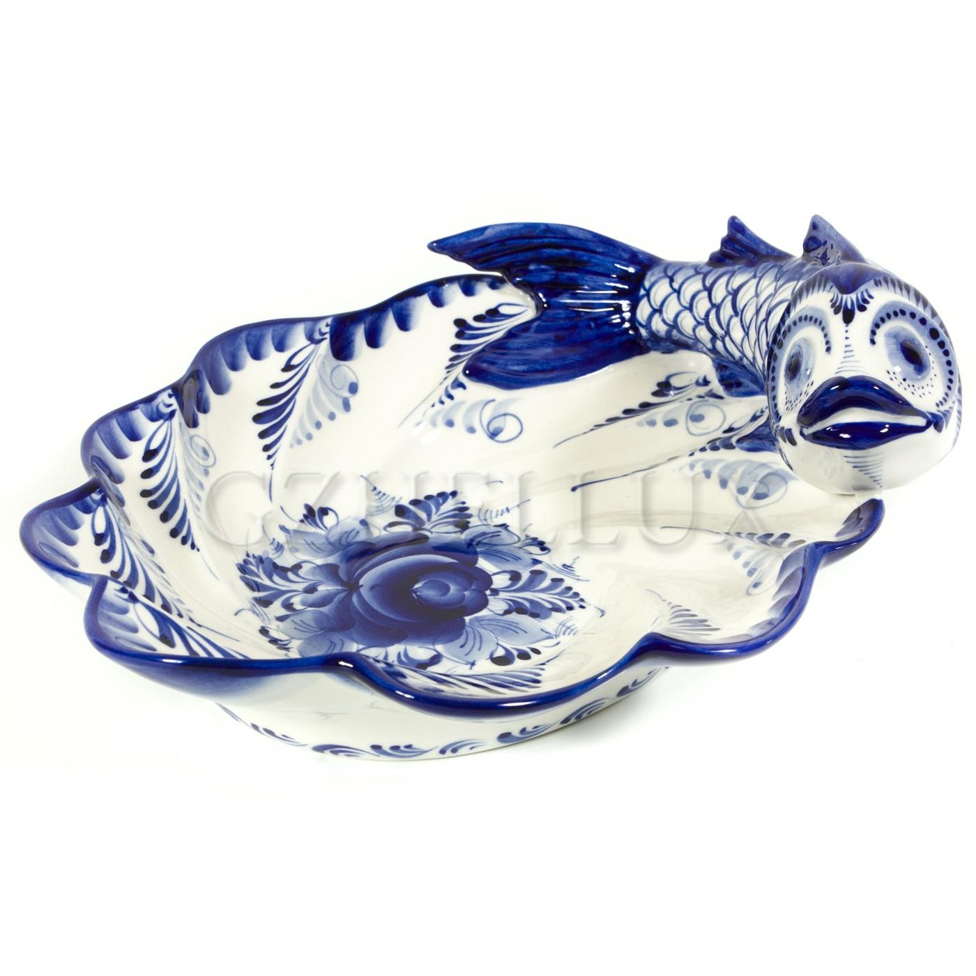 Салатница «Золотая рыбка»