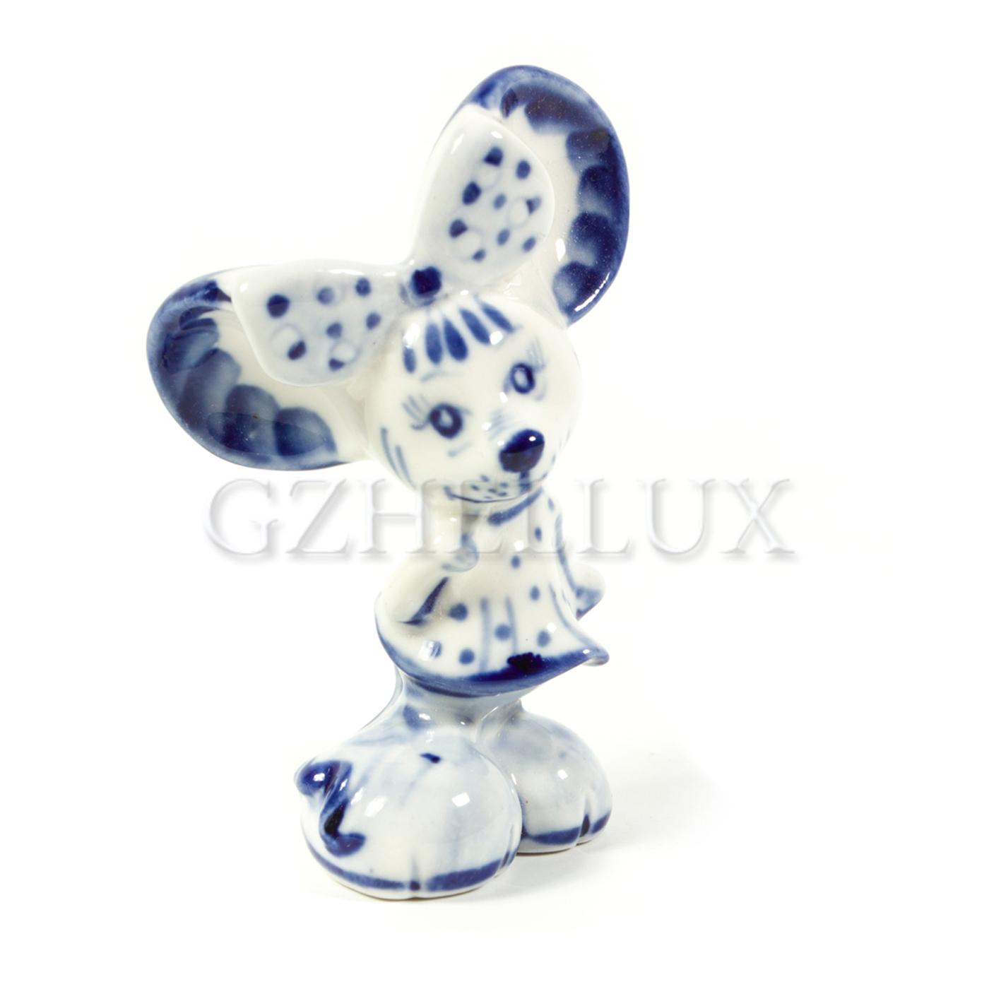Скульптура «Мышка Анечка»