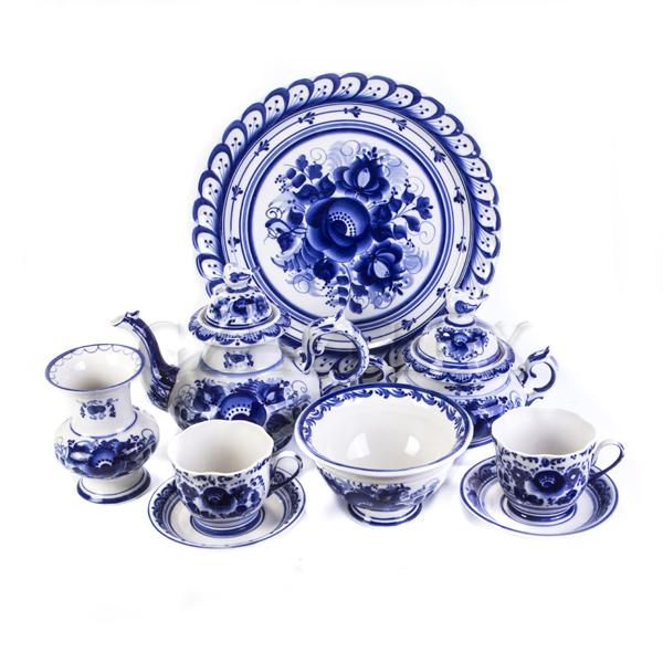 Сервиз чайный «Воробышек»