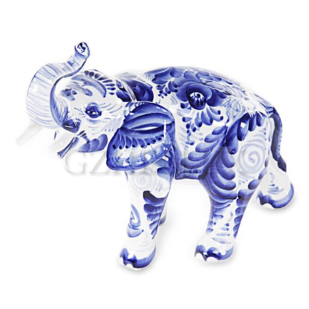 Скульптура «Слон с Бивнями»