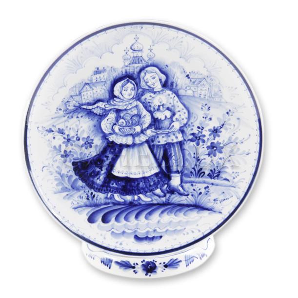Тарелка настенная «Пасха»