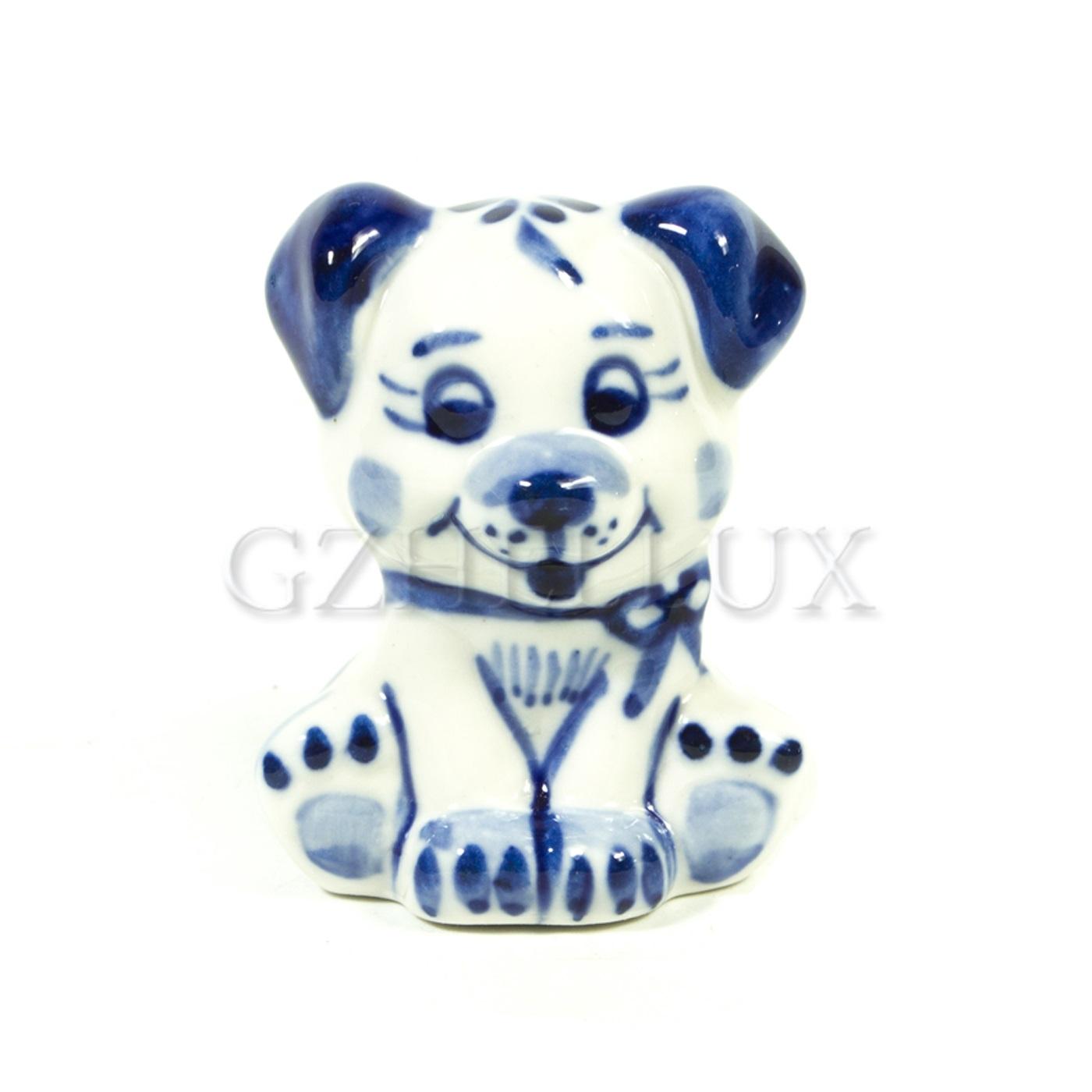 Скульптура «Собачка Тотошка»