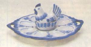 Дунашова Т. С. Тарелка для яиц