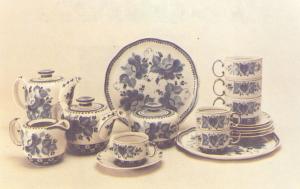 Федотов А. Н. Чайно-кофейный набор «Европейский»