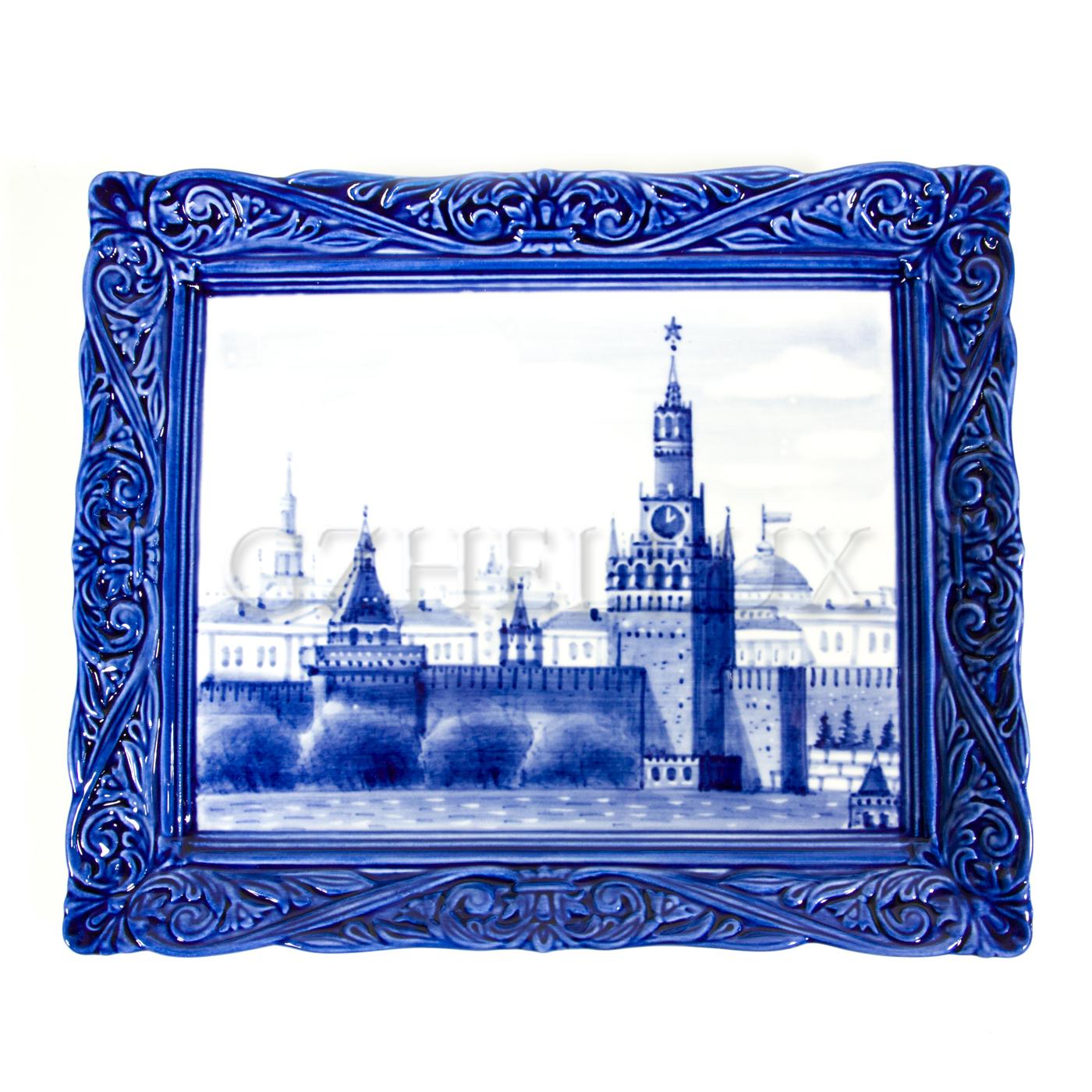 Картина «Кремль»