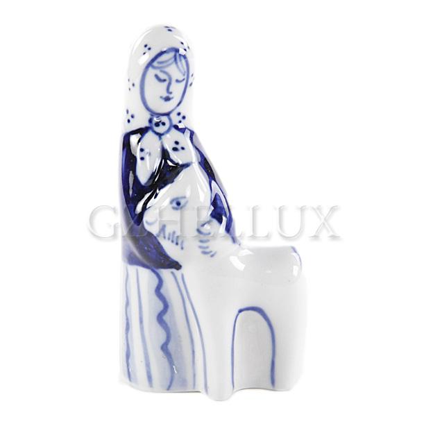 Скульптура «Аленушка с Козликом»