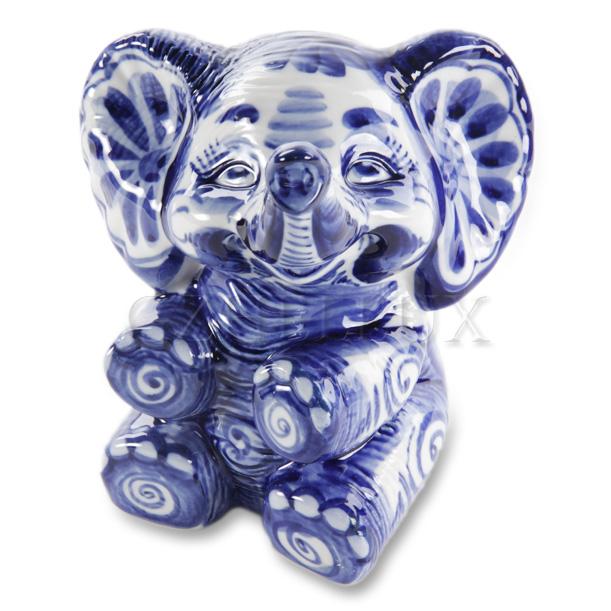 Скульптура «Слоник»