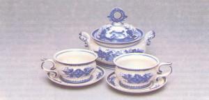 Фрагмент чайного набора