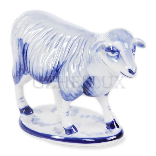 Скульптура «Овечка»