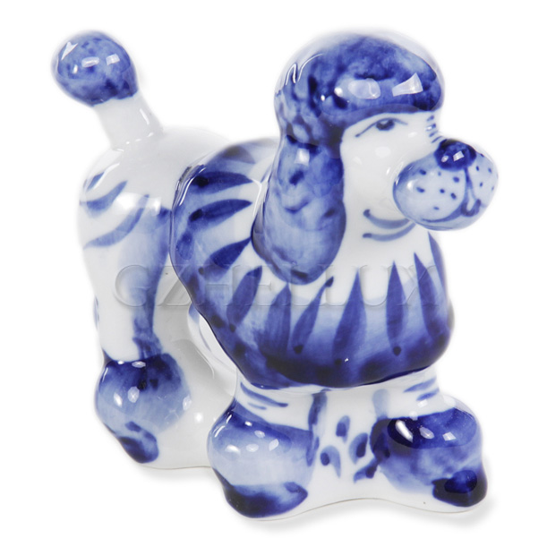 Скульптура «Пудель»