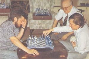 Гаранин Ю. Н. Шахматы для чемпиона