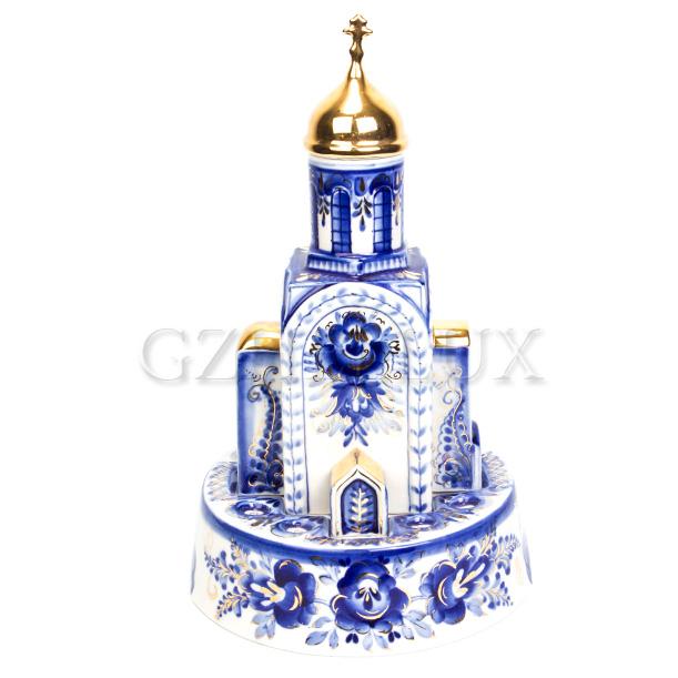 Штоф «Храм Георгия Победоносца»
