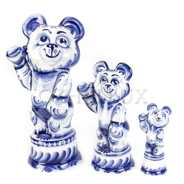 Сувенир «Медведь-Чемпион»