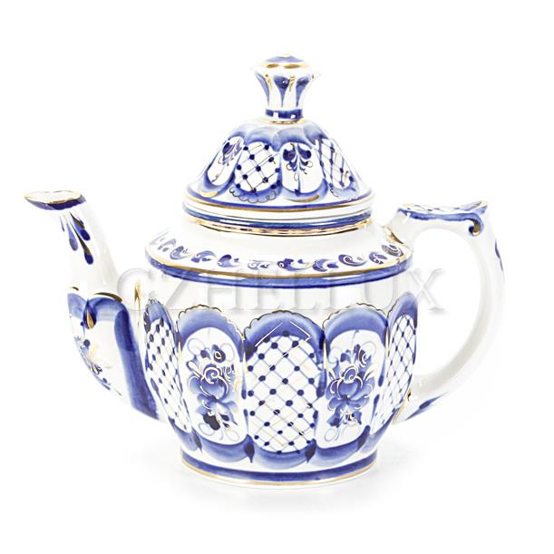 Чайник «Восточный» в золоте