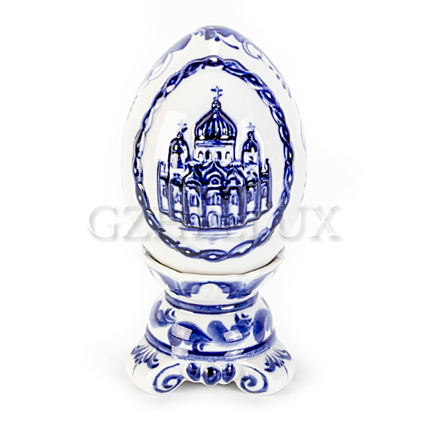 Яйцо «Храм Христа Спасителя»