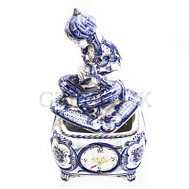 Часы «Восточные» в золоте