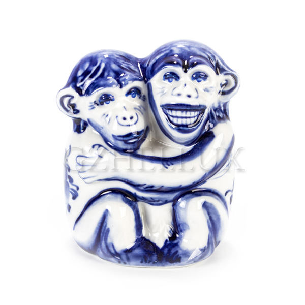 Скульптура «Обезьяны Приматы»