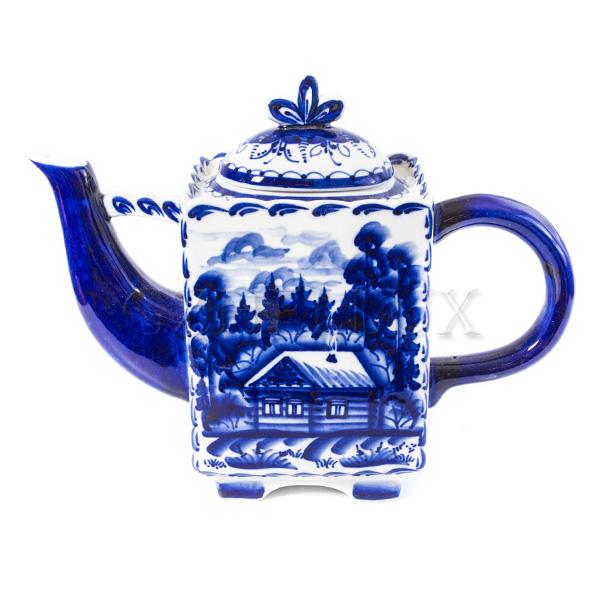 Чайник «Теремок»