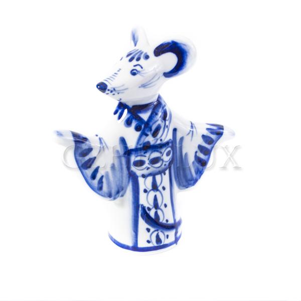 Скульптура «Крыса в кимоно»