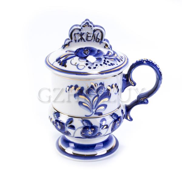 чай синего цвета