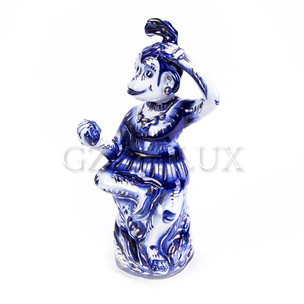 Скульптура «Обезьяна-Селфи»