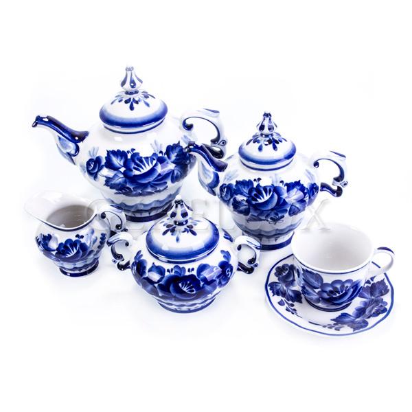 Сервиз чайный «Наталья»