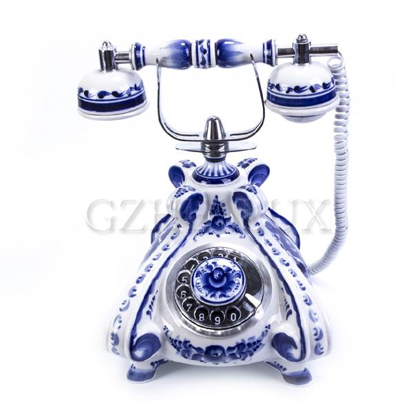 Телефон «Гжель»