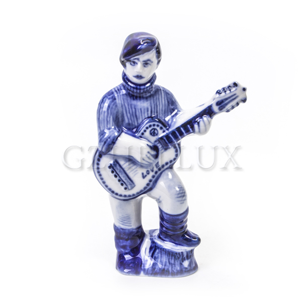 Скульптура «Гитарист» №2