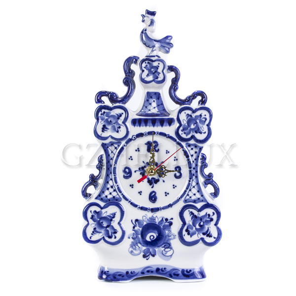 Часы «Петушок»