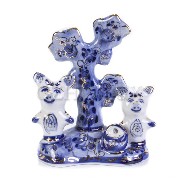 Скульптура «У Дуба»