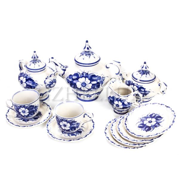Сервиз чайный «Ромашка»