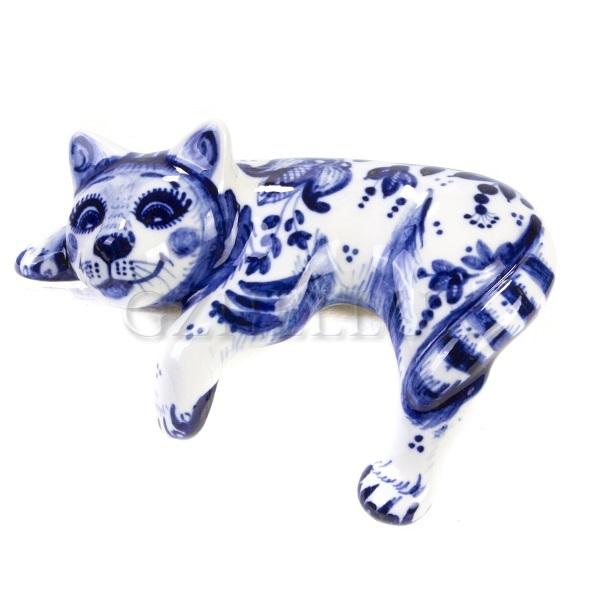 Скульптура «Кошка Мурлыка»