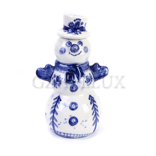 Штоф «Снеговик»