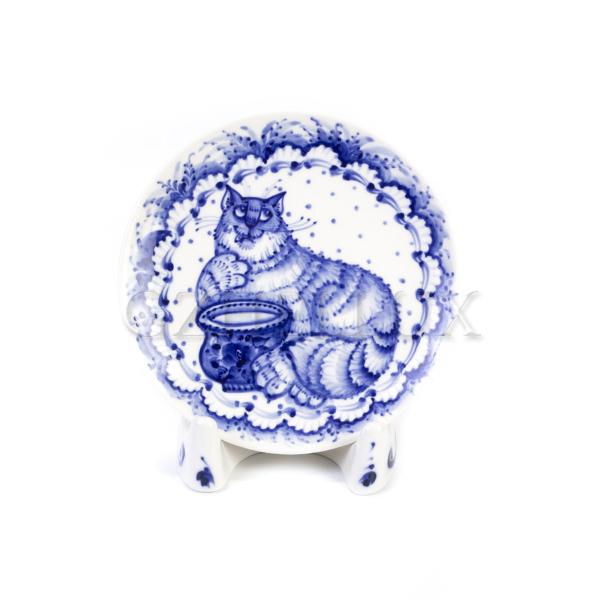 Тарелка «Кошка»