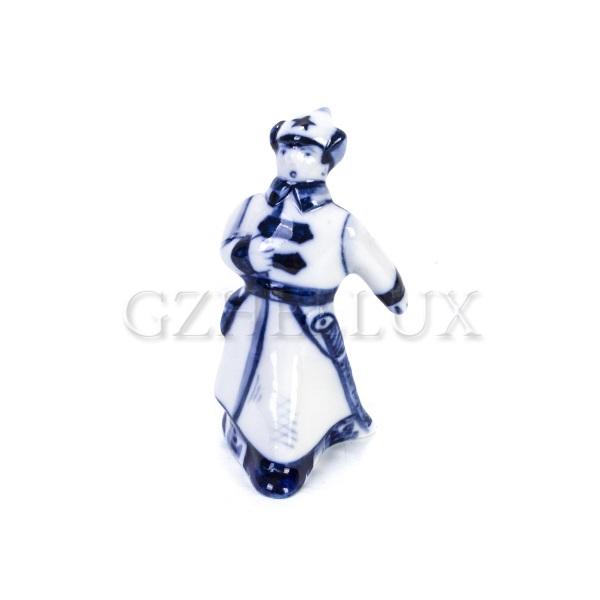Скульптура «Красноармеец»