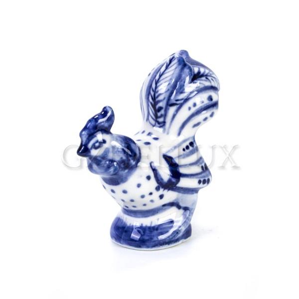 Скульптура «Петух-Пушистый хвост»