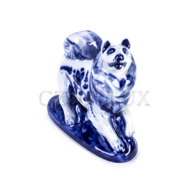 Скульптура «Собачка»