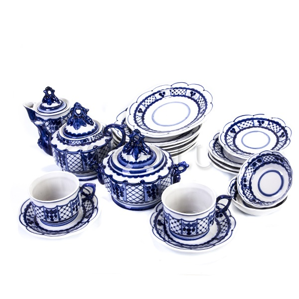 Сервиз чайный «Смородинка»