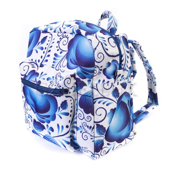 Рюкзак «Гжель»