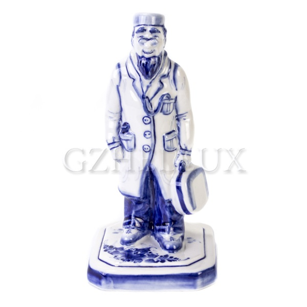 Скульптура «Доктор-Айболит»