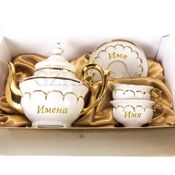 Набор «Свадебный» в подарочной коробке с ложементом