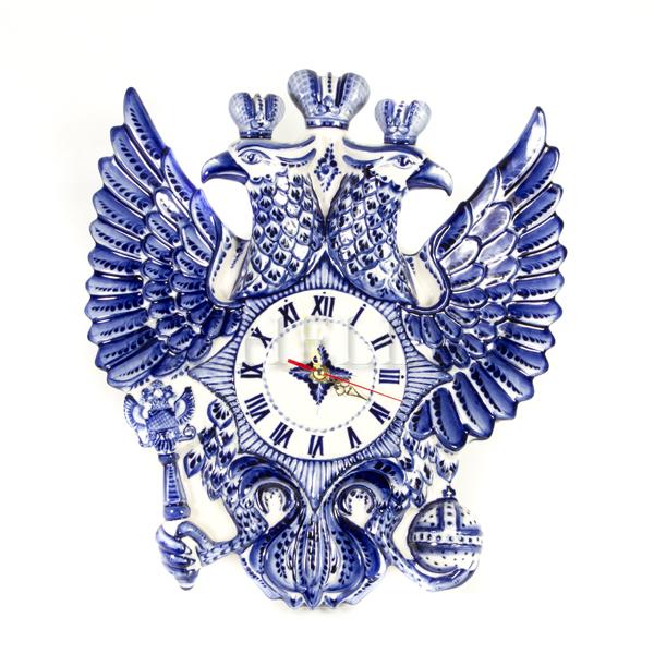 Часы настенные «Двуглавый Орел»