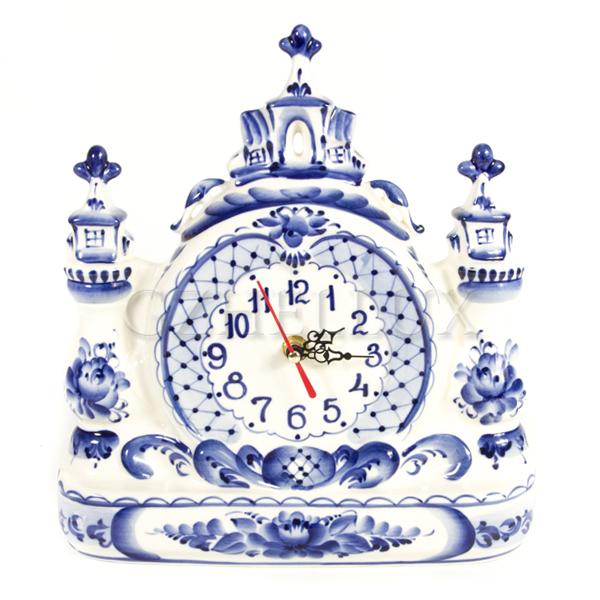 Часы «Городок»